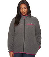 Columbia - Plus Size Mountain Crest Full Zip
