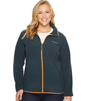 Columbia - Plus Size Fuller Ridge Fleece Jacket