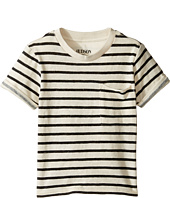 Hudson Kids - Slub Jersey Pocket Tee with Back Seam (Toddler/Little Kids/Big Kids)