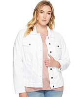 KUT from the Kloth - Plus Size Helena Jacket with Front Pocket