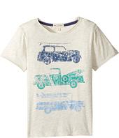Appaman Kids - Super Soft Beach Ride Graphic Tee (Toddler/Little Kids/Big Kids)