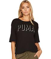 PUMA - Fusion Elongated Tee