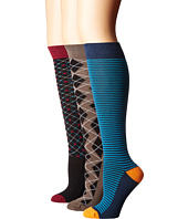 Old West Boots - Knee Riding Socks 3-Pack