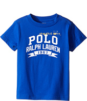 Polo Ralph Lauren Kids - 30/1 Jersey Graphic Tee (Toddler)
