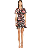 Kate Spade New York - Casa Flora Flutter Sleeve Dress
