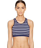 Kate Spade New York x Beyond Yoga - Sailing Stripe Bralette