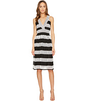 Kate Spade New York - Color Block Lace Dress
