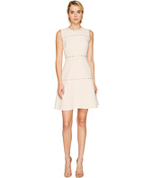 Kate Spade New York - Studded Crepe Dress