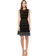 Kate Spade New York - Textured Knit Fit and Flare Dress