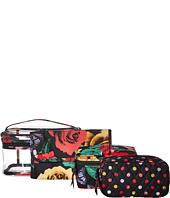 Vera Bradley Luggage - Travel Cosmetic Set