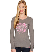 Columbia - Tested Tough in Pink Medallion Long Sleeve Tee