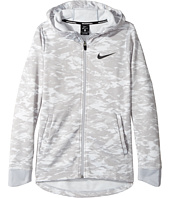Nike Kids - Therma Elite Full Zip Basketball Hoodie (Little Kids/Big Kids)