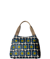 Orla Kiely - Love Birds Print Classic Zip Shoulder Bag