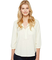 NYDJ - Linen Pleat Back Blouse