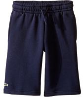 Lacoste Kids - Sport Fleece Shorts (Little Kids/Big Kids)