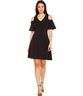 Karen Kane - Cold Shoulder Travel Dress