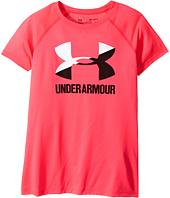 Under Armour Kids - UA Solid Big Logo Short Sleeve Tee (Big Kids)