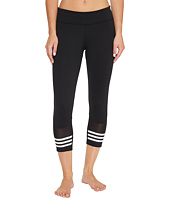 adidas - D2M 3/4 Logo Tights
