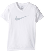 Nike Kids - Dry Legend V-Neck Tee (Little Kids/Big Kids)