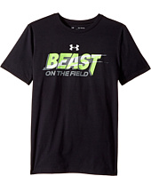 Under Armour Kids - Beast On The Field Short Sleeve Tee (Big Kids)