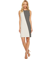 Vince Camuto - Sleeveless Modern Slant Shift Dress