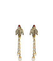 Marc Jacobs - Charms Celestial Pearl Rocket Studs Earrings
