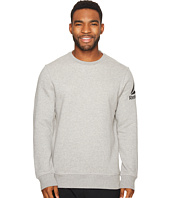 Reebok - Cotton Blend Long Sleeve Crew