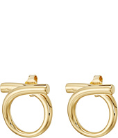 Salvatore Ferragamo - 760028 Small Evo Earrings