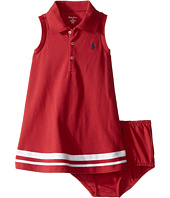 Ralph Lauren Baby - Mesh Nautical Dress (Infant)
