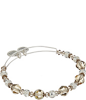 Alex and Ani - Moon Beaded Bangle with Swarovski Crystals