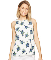kensie - Mini Bouquet Sleeveless Top KS6K4328
