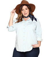 Lucky Brand - Plus Size Classic Western Shirt