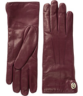 COACH - Iconic Leather Gloves