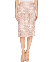 Calvin Klein - Lace Pencil Skirt