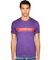 DSQUARED2 - Fade Dyed Dan T-Shirt