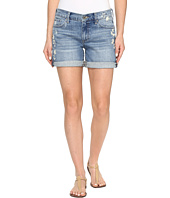 Lucky Brand - The Roll Up Shorts in Blue Palms