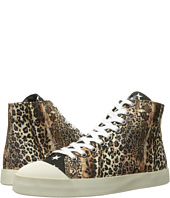 Just Cavalli - Mixed Printed Canvas High Tops