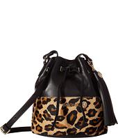 Just Cavalli - Cheetah Bucket Bag with Tassel