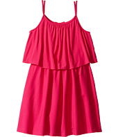 Polo Ralph Lauren Kids - Cotton Solid Dress (Little Kids/Big Kids)