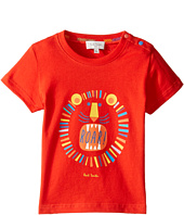 Paul Smith Junior - Short Sleeve Red Lion Tee (Infant)