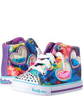 SKECHERS KIDS - Shuffles 10836N Lights (Toddler/Little Kid)
