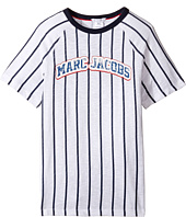 Little Marc Jacobs - Mariniere Short Sleeve Tee Shirt (Big Kids)