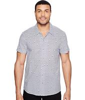 Kenneth Cole Sportswear - Short Sleeve Arch Camp Shirt
