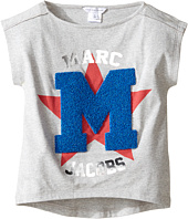 Little Marc Jacobs - Official Prints Short Sleeve Tee Shirt (Toddler)