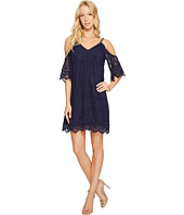Laundry by Shelli Segal - Cold Shoulder Trapeze Venise Dress
