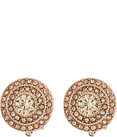LAUREN Ralph Lauren - Vintage Crystal Clip Stud Earrings