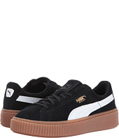 Puma Kids - Suede Platform SNK (Little Kid/Big Kid)