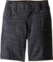 O'Neill Kids - Locked Slub Hybrid Shorts (Toddler/Little Kids)