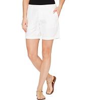 Michael Stars - Linen Cotton Blend Walking Shorts