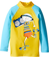 Little Marc Jacobs - Swimsuit Long Sleeve Tee Shirt (Toddler/Little Kids)